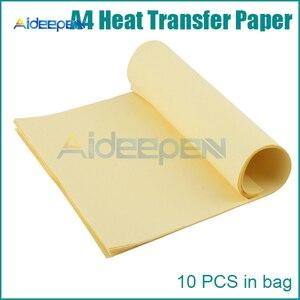 Image 3 - 10 個A4 シートの熱トナー転写紙diy pcb電子試作マック