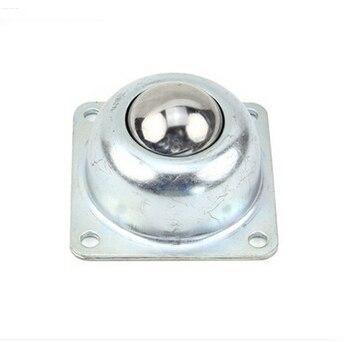 77x77mm Bull's eye round ball wheel caster universal robot hardware transmission ball wheel