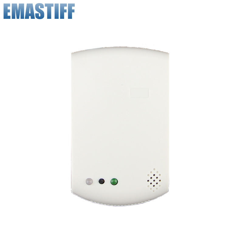 Free Shipping!868mhz Wireless gas sensor for Our X6 gsm pstn Home Alarm Home Security System