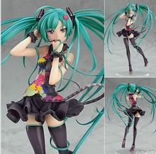Japanese Anime Doll Hatsune Miku Tell your world Ver. 1/8 Scale PVC Figure Model Sex 21CM