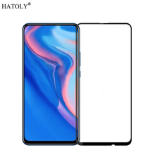 Huawei Y9 Prime 2019 Glass Tempered for Full Glue Phone Screen Protector