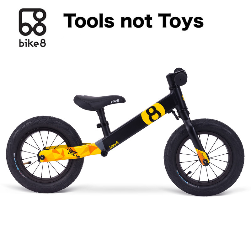new 12 Childrens suspension Balance Bike Aviation aluminum Childrens Bicycle Kids Bike