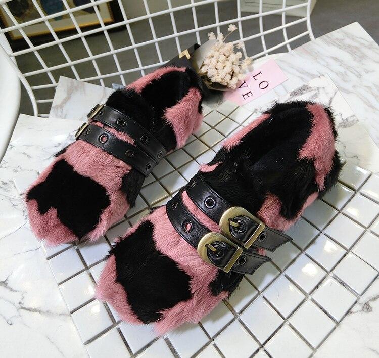Mujer De Hebilla As Shown Planos Redonda Para Zapatos vqa8TI