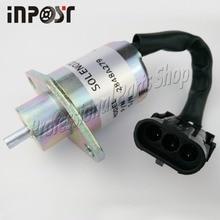 Novo Diesel Fuel Shut Down solenóide 2848A279, SA-4934-12, 2848A271 Apto Para Perkins 700
