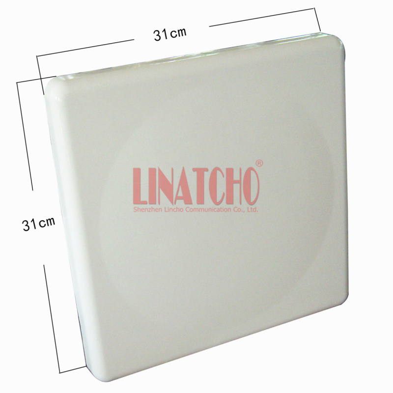 2.4ghz 18dB High Gain Wifi Wireless Transceiver 2.4G Outdoor Waterproof Directional Panel Antenna