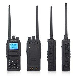 Image 2 - Dual Band Digital walkie talkie DM 1701 DMR Two way radio Ham Amateur Radio dual time slot Tier II ( dm 5r plus upgrade version)