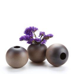 T4U 3.25 Pollici In Vetro Appeso Pianta Terrari Impianto di Aria Contenitore Vaso di Casa Decorazione di Cerimonia Nuziale Succulente Vasi di Piante confezione da 3