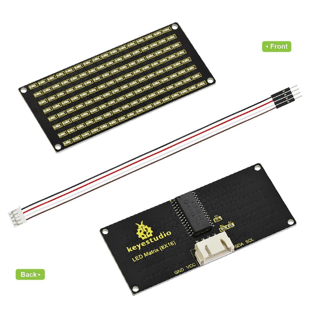 KS0357  8x16 LED   (4)