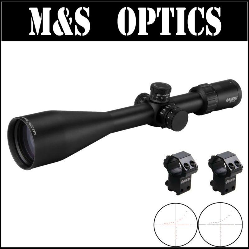 MARCOOL 5-25X56 SFIR Red Illumination Air Guns Tactical Optics Sight Rifle Scopes With 30mm Riflescope Rings Mounts For Hunting marcool alt za3 5 25x56 sfir riflescope