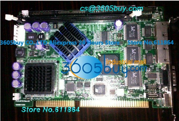 PCA-6772 PCA-6772F Industrial Control Board 3 Net Export Board PCA-6772 100% Tested Good Quality