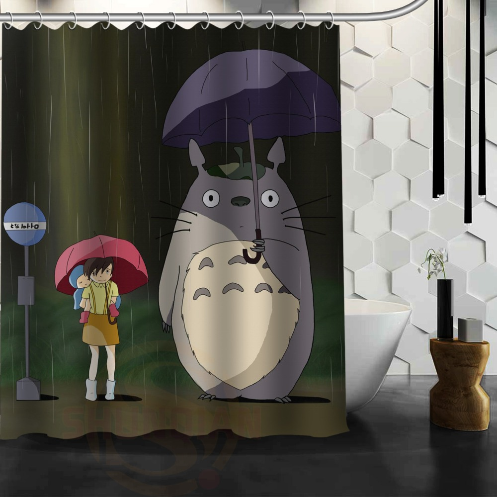 compare prices on totoro shower curtains online shopping buy low