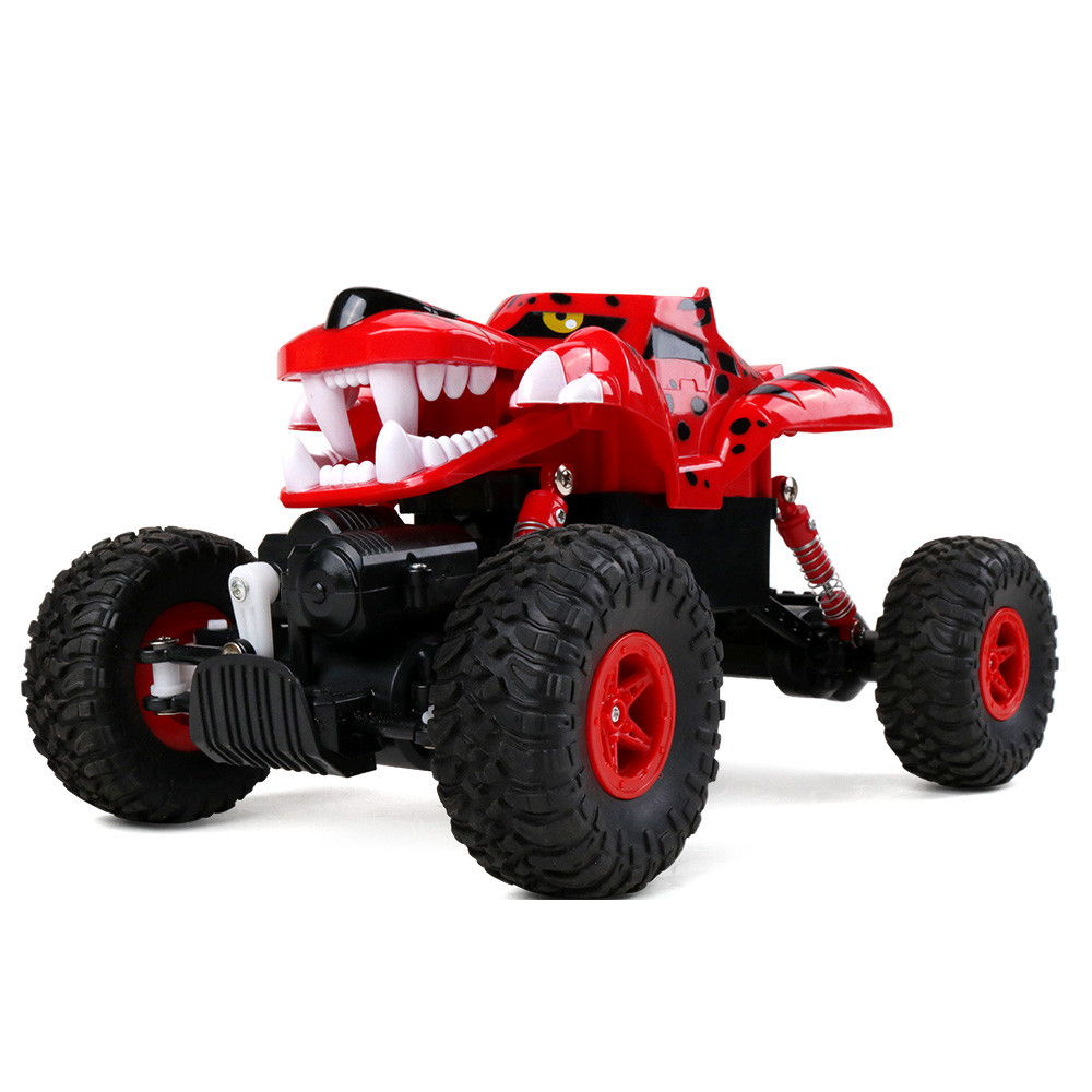 ФОТО 1/18 2.4GHZ 4WD Radio Remote Control Off Road RC Car ATV Buggy Monster RC car toys for children kids