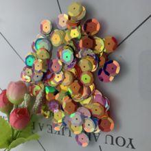500 шт 13 мм блестки круглые свободные поливинилхлоридные блестки пайетки ремесла для шитье украшения DIY аксессуары для одежды