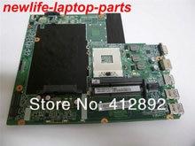original for Z580 LA3 font b motherboard b font DALZ3AMB8E0 DDR3 maiboard 100 test fast ship