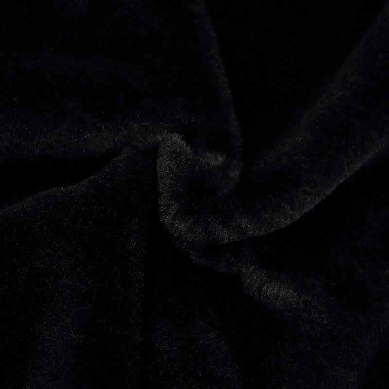 Largo Espesar gris Negro Quincuagenario Tamaño Ropa Diseño Más Casaco Terciopelo Lana Hombre De Para Invierno Foso Masculino Abrigos qp7wfRq