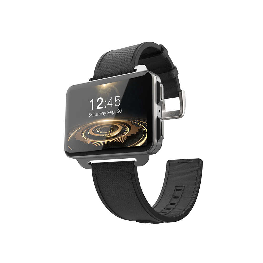 "Lemfo lem4 pro 2.2 ""android relógio inteligente telefone gps sim cartão mp4 bluetooth wifi smartwatch 1 gb 16 gb 3g telefone relógio 1200 mah bateria"
