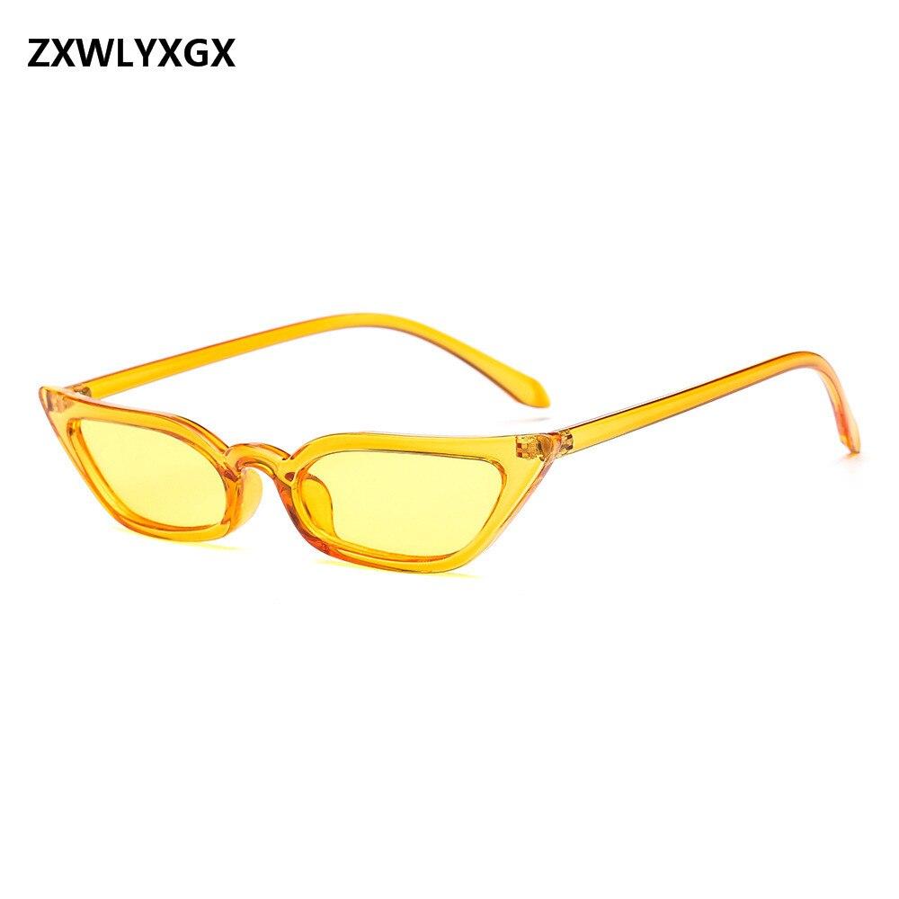 820c7e13be ZXWLYXGX 2018 nueva moda pequeña caja gafas de sol Europa y los Estados  Unidos tendencia individuales calientes gafas retro gafas de sol en Gafas  de sol ...