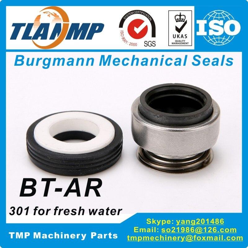 301-55 (BT-AR-55) joint mécanique à soufflet en caoutchouc pour pompe APV (matériau: carbone/céramique/NBR)   équivalent au joint Burgmann BT-AR