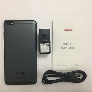 Image 2 - GOME C51 4G LTE Smartphone 2G RAM 16G ROM 5.0 pollici MSM8909 Quad Core 5.0MP + 2.0MP android 7.1 2000mAh Della Batteria Del Telefono Mobile