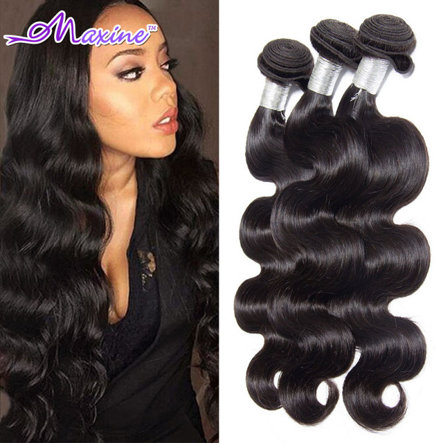 Maxine hair brazilian body wave 3 bundles brazilian virgin hair maxine hair brazilian body wave 3 bundles brazilian virgin hair body wave 3pcs lot cheap human pmusecretfo Images