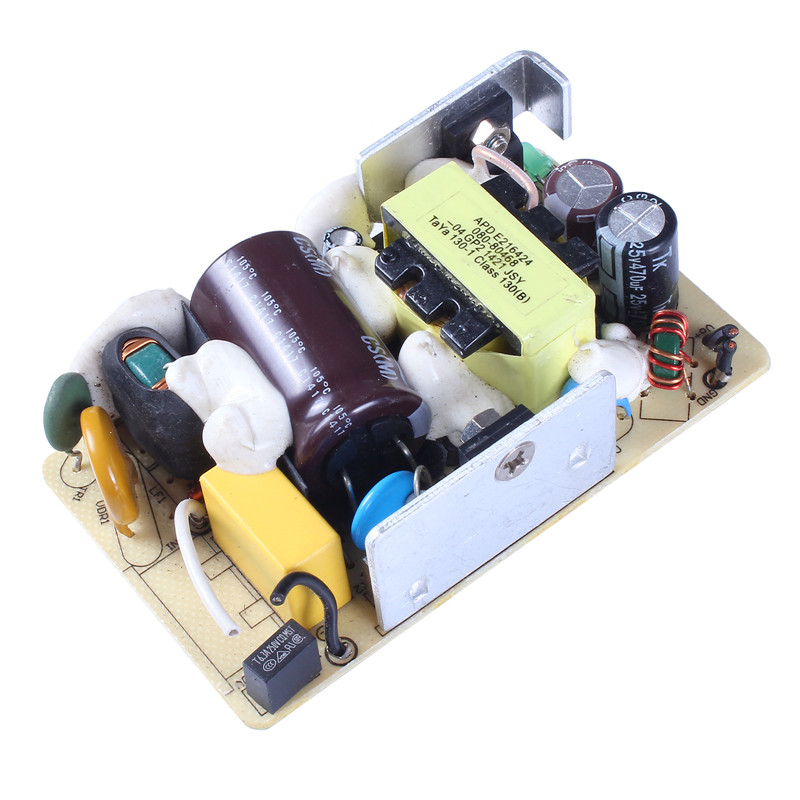 AC DC 15V 3A Switching Power Module Stabilivolt Switch Bare Circuit Board 3000MA Monitoring Voltage Regulator