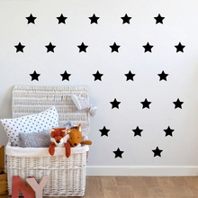 Stars wall Sticker, DIY home decoration vinyl wall art Decals Wall Sticker