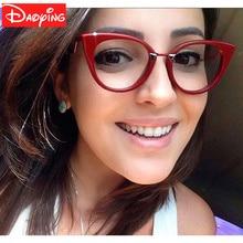 Новые модные женские туфли солнцезащитные очки Роскошные cateyeglas oversize UV400 градиент старинные очки кадров для wo Бесплатная доставка