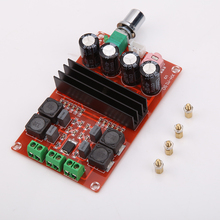 Tube Numérique Amplificateur Audio Conseil 2*100 W Puissance 100db Audio Amp 2.0 Classe D TPA3116 puce Amplificateurs Stéréo HIFI amplificateur