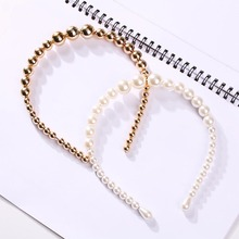 Pearls Hairband
