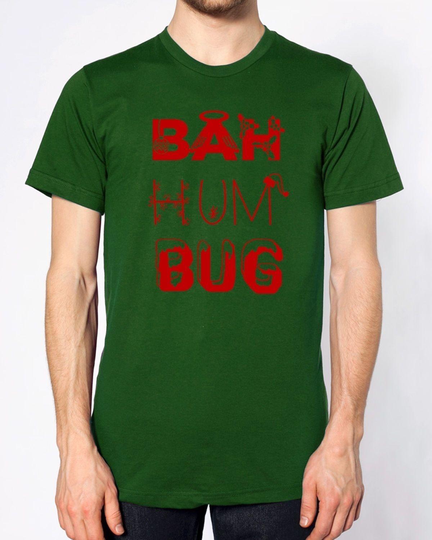 Ба Гул Ошибка футболка Рождественский топ подарок Скрудж забавные праздничный вечерние модные зимние логотип печати футболки