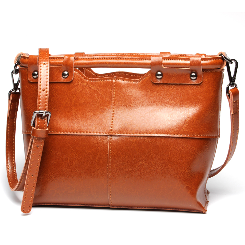 MCO Designer Bag Real Leather Shoulder Bags Women Fashion Small Bag Ladies Crossbody Tote High Quality Top-Handle Bags Bolsas 2017 fashion all match retro split leather women bag top grade small shoulder bags multilayer mini chain women messenger bags