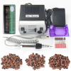 30000RPM Black Pro Electric Nail Art Drill Machine Nail Equipment Manicure Pedicure Files Electric Manicure Drill