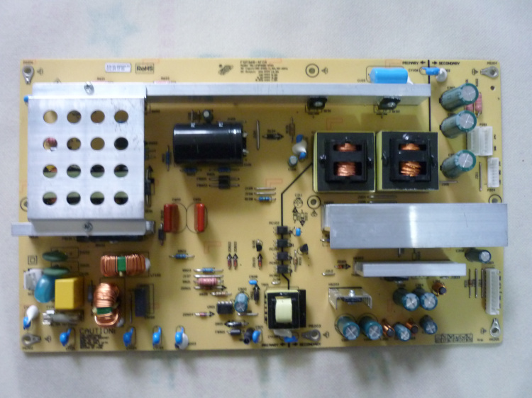 все цены на 100% Tested JUJ7.820.200 FSP368-4F04 For ChangHong Power Board онлайн