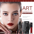 Magical Halo 6-piece make-up combination eye lip set combination lip gloss