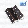 NRH angle hinge Bronze hinge Antique hinge Classical furniture hinge Cabinet door