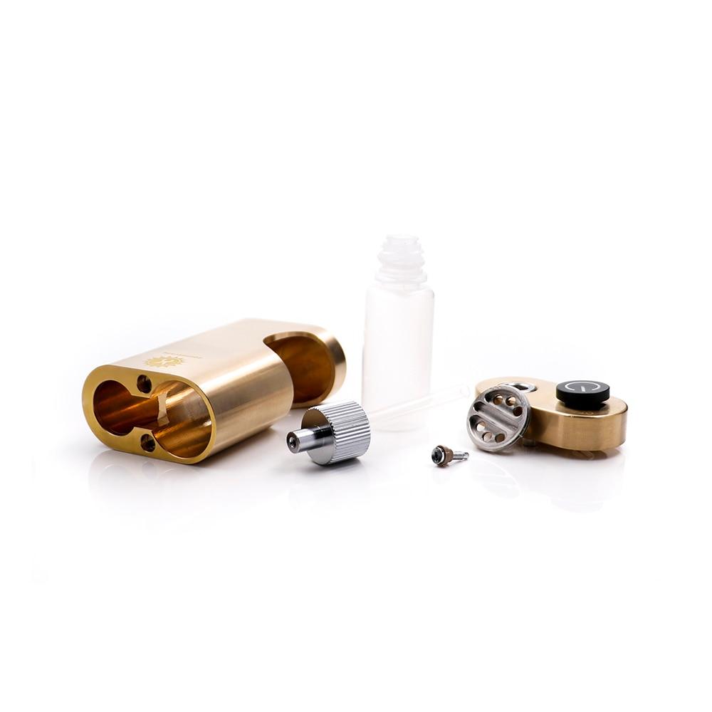 Оригинальный coppervape BF 18650 Mod 10 мл внутренний бутылки сока squonker mod Fit для coppervape Skyline Стиль RTA MTL распылитель