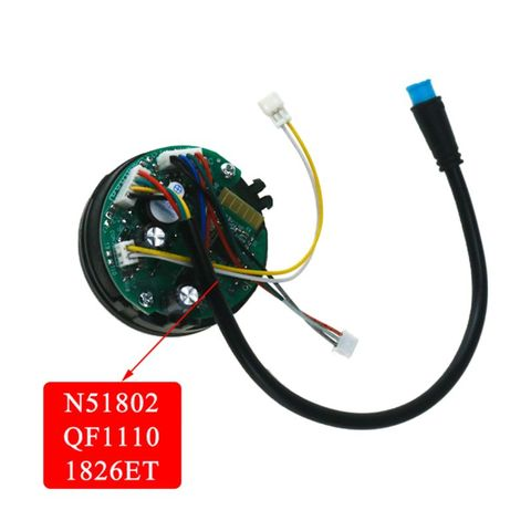 Placa de Circuito Scooter para Ninebot Bluetooth Painel Peças Reposição Es2 Es3 Es4 Es1 Mod. 313386