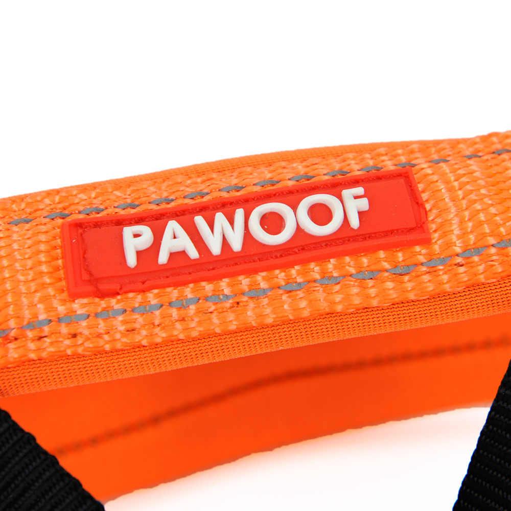 Hoopet PET Kerah Anjing dan Tali Set Kerah Rompi Harness Anjing Adjustable Lembut Bernapas Udara Nilon Anak Anjing