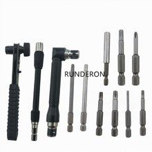 12pcs Fuel Metering Valve Unit Disassembly Repair Tools Kit for Common Rail Injection Pump цена