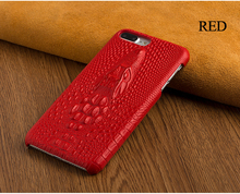 Cases handmade full custom handphone case 3D Faucet hard shell half back cover affixed For iPhone8 8P chassis leather models