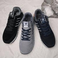 Sneakers men winter New Plus velvet men sports shoes men Sneakers male running shoes men Sneakers snow boots size38 45