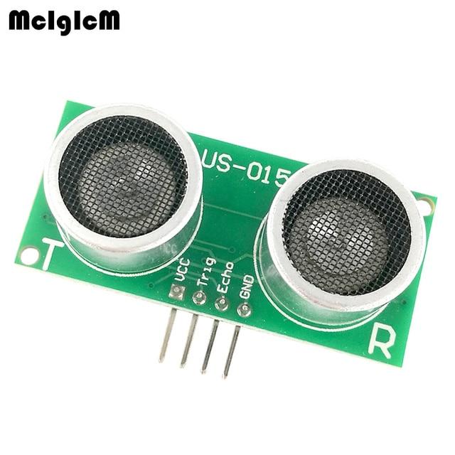 MCIGICM US 015 Ultrasonic Module Distance Measuring Transducer Sensor DC 5V