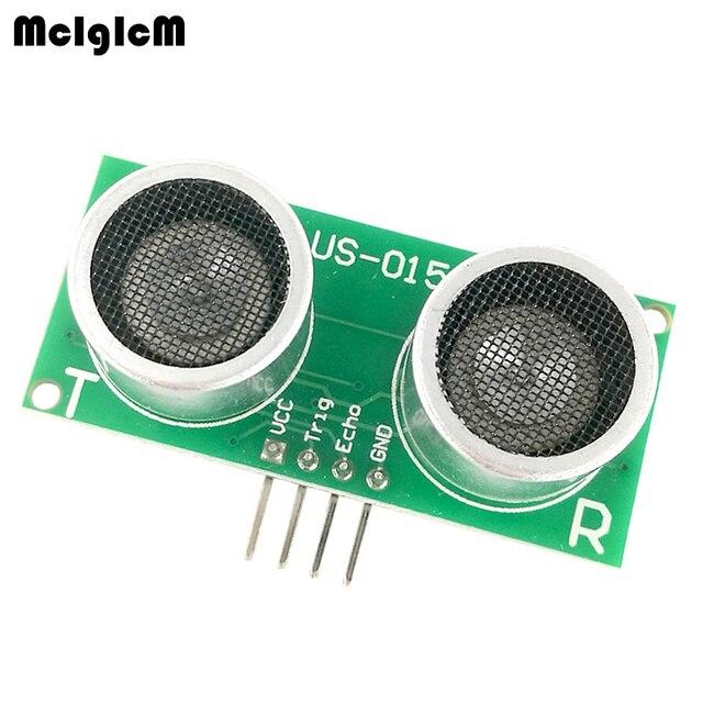 MCIGICM US 015 ultrasonik modül mesafe ölçme dönüştürücü sensörü DC 5V