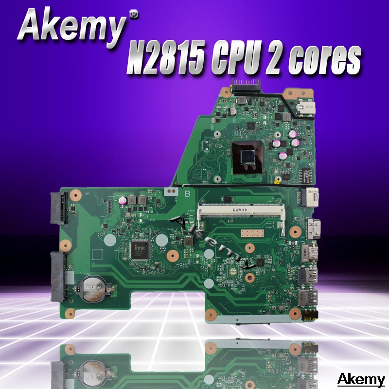 X451MA laptop motherboard REV 2 1 For ASUS F451M X451M X451MA Mainboard DDR3 100 test N2815