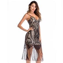 MUXU sexy black lace dress vestido transparent women clothing patchwork vestidos bodycon suspender backless