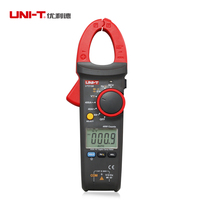 UNI T 400A clamp meter UT213 series TRMS AC DC current Voltage resistance capacitance temperature tester NCV flashlight function