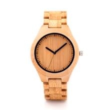 BOBO BIRD Wooden Watch Men relogio masculino Timepieces Japan Movt 2035 Quartz Watches Special for Drop Shipping цены онлайн