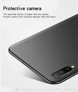Image 5 - עבור סמסונג גלקסי A50 מקרה Silm יוקרה דק חלק קשיח מחשב מקרה טלפון עבור Samsung Galaxy A50 כיסוי עבור Samsung A50 Fundas