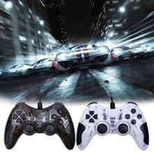 1PC Vibration Joypad Game Controller Gamepad USB Wired For PC Computer Laptop Game Control Gamepads