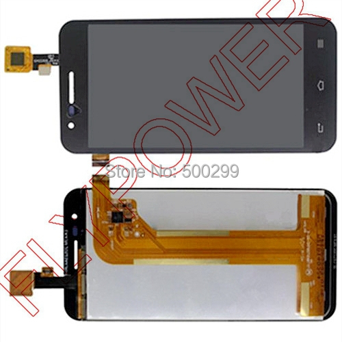 For JIAYU G2F LCD Screen Display with Touch Screen Digitizer Assembly by free shipping; Black; HQ; GSM Version; 100% warranty 100% tested new lcd screen for jiayu s1 lcd display digitizer touch screen assembly black free shipping